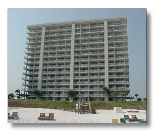 White Caps Unit #204, Orange Beach, Alabama (near Florida)